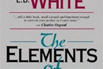 【洋書レビュー(11) THE ELEMENTS OF STYLE (STRUNK AND WHITE) -数十年の時を経た師弟による共著、100年後も色あせぬ不朽の名著】